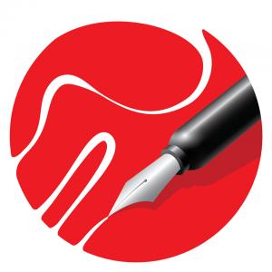 Logo for Blodig Alvor I Landsbyen