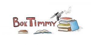 Boktimmy Logo